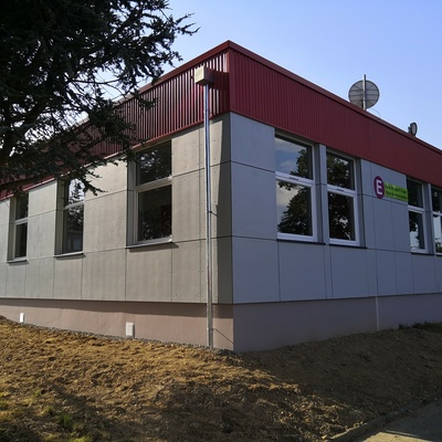 Extension du foyer et du restaurant scolaire à Lamballe