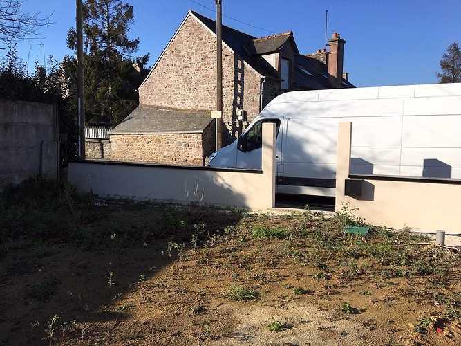 Pose de portails et clôtures à Plurien img3366