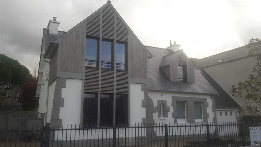 Extension et rénovation d''une maison à Saint Lunaire 20191108160943resized