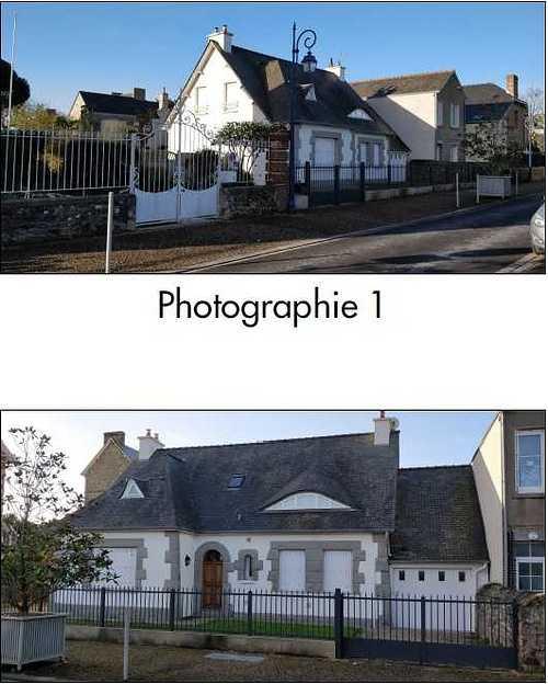 Extension et rénovation d''une maison à Saint Lunaire sanstitre