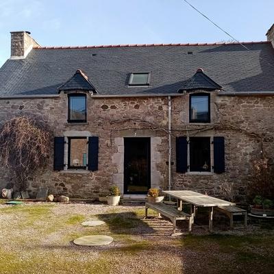 Rénovation d''une maison d''habitation - Changement des huisseries extérieures à Plevenon