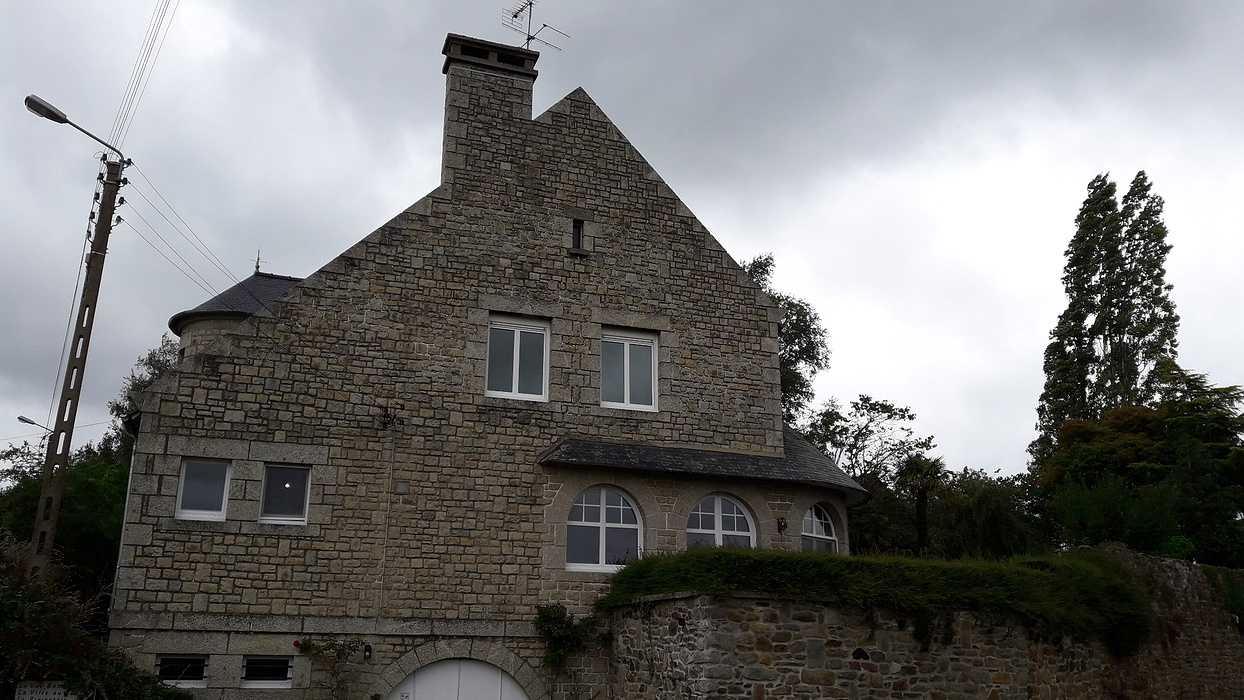 Rénovation Fenêtres cintrées à l''identique - Pleudihen sur Rance 20170810120812