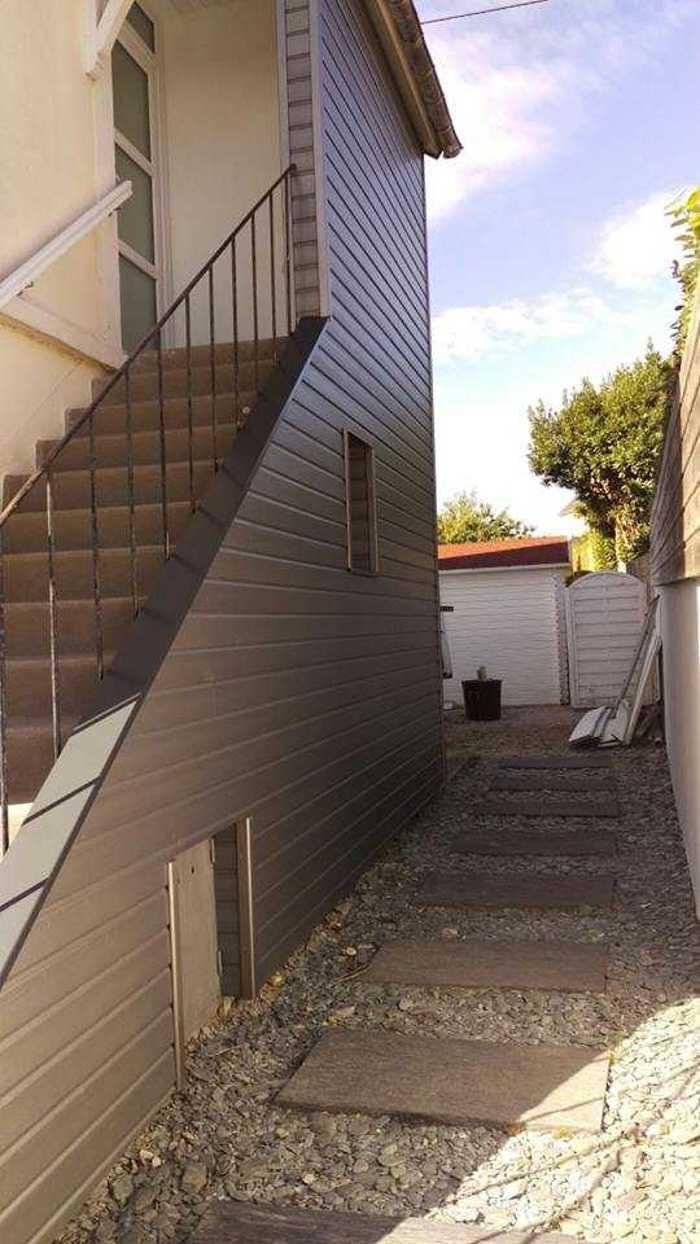 Bardage isolation thermique bois coloris métal - St Cast le Guildo 1446308811170729250261381479661211439742645n
