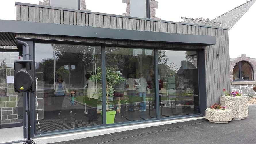Restructuration et extension Mairie -Hénanbihen 139874751078724538860977110159213370078078o