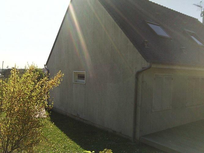 Isolation extérieure - bardage rénovation maison néo-bretonne - St Cast le Guildo av4