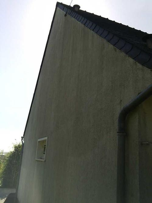 Isolation extérieure - bardage rénovation maison néo-bretonne - St Cast le Guildo av5