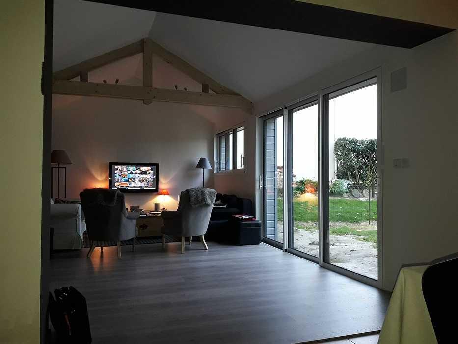 Extension ossature bois de 25 m2 - Ploubalay 201711230959321
