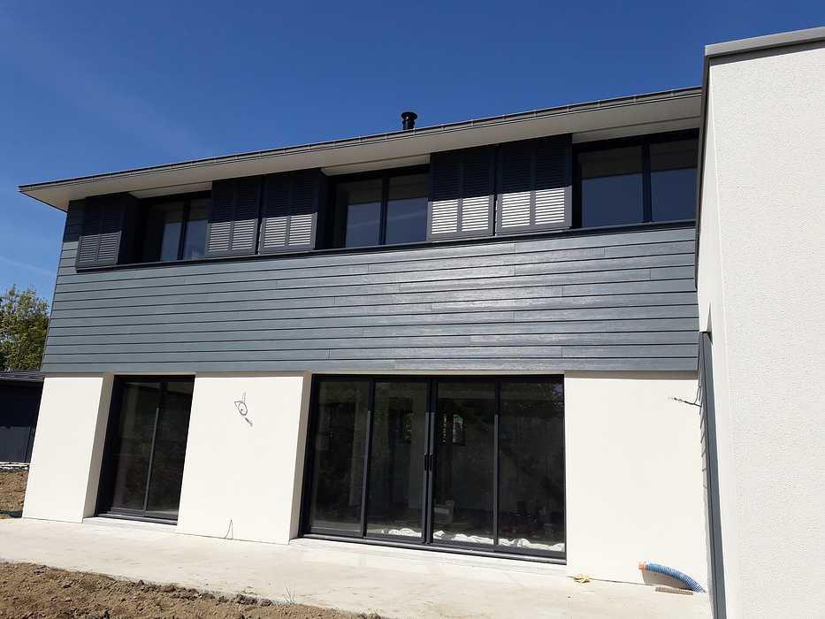 Construction d''une maison d''habitation à Saint Cast 0