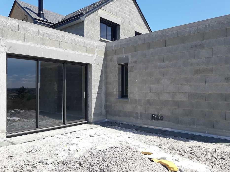 Construction d''une maison neuve à Erquy 20180620134754resized