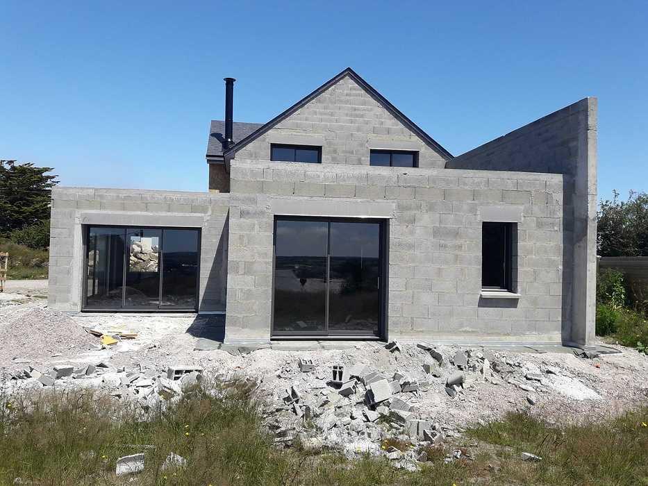 Construction d''une maison neuve à Erquy 20180620134810resized
