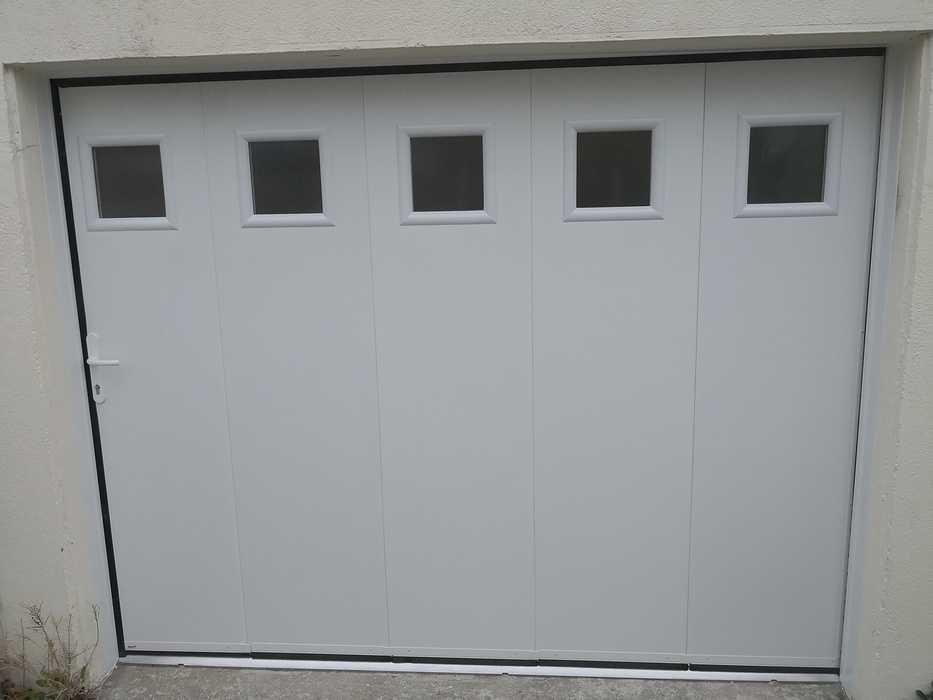 Installation d''une porte de garage à Saint Cast Le Guildo 0