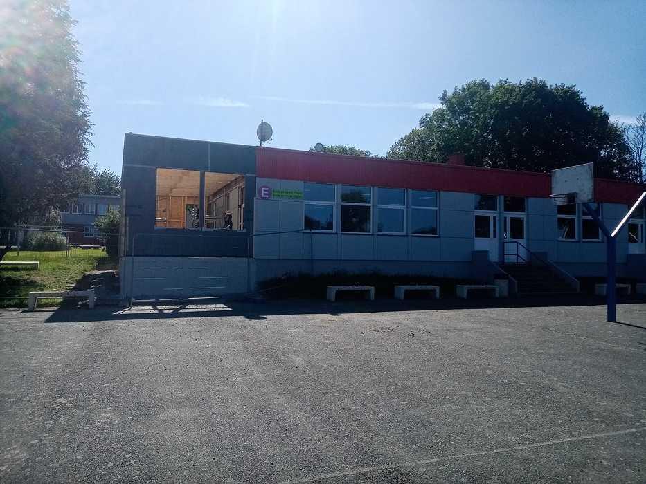 Extension du foyer et du restaurant scolaire à Lamballe img20200514111732