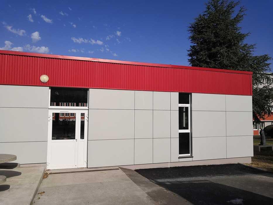 Extension du foyer et du restaurant scolaire à Lamballe img20200731093258