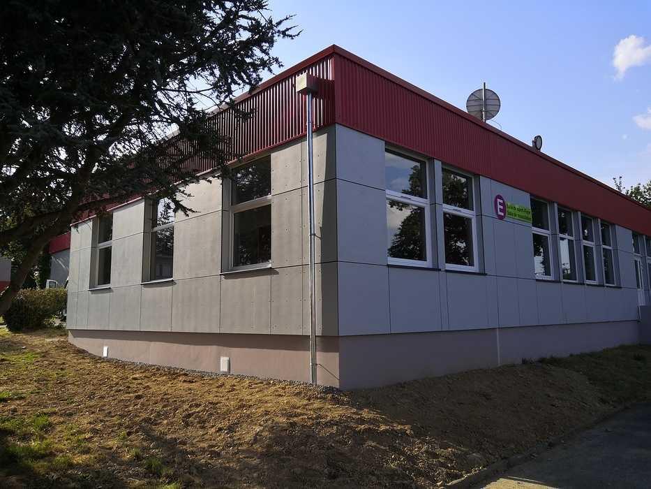 Extension du foyer et du restaurant scolaire à Lamballe 0